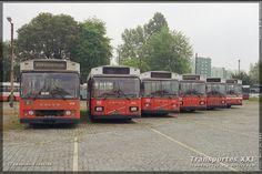 Vários Volvo B10M & B10R abatidos ao serviço em 2002. Busses, Volvo, Portugal, Europe, Old Pictures, Weather, Public Transport, Places, Fotografia