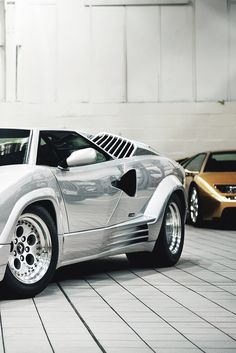 Lamborghini Countach & Diablo - The devil is in the details