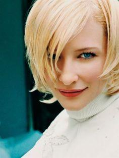 ヅ TAURUS: Cate Blanchett {May 14, 1969}