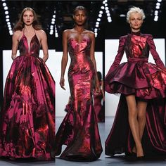Hollywood's IT designer Michael Costello / RTW Spring Summer 2017…