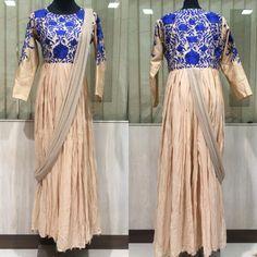 Classy drape style dress