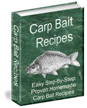 Carp Fish Bait Recipe for Homemade Fish Bait http://www.carpfishingtipsbait.com/?hop=damien73