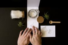 DIY Label Making / Kristen Williams #label #diy #print #graphicdesign #organization