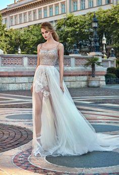 Bellos vestidos de novias   Colección Galia Lahav 2016