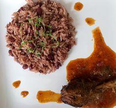CHEZ L'AMI LOUIS: Caribbean Coconut Chicken