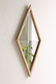 Magical Thinking Geo Diamond Mirror