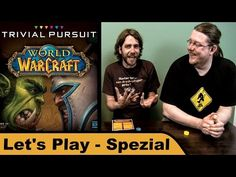 Trivial Pursuit: World of Warcraft - Warcraft the Beginning - Let's Play Spezial mit Peat - Best sound on Amazon: http://www.amazon.com/dp/B015MQEF2K -  http://gaming.tronnixx.com/uncategorized/trivial-pursuit-world-of-warcraft-warcraft-the-beginning-lets-play-spezial-mit-peat/