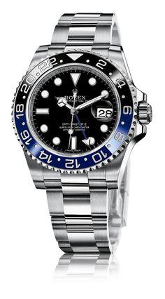 Rolex The BATMAN GMT
