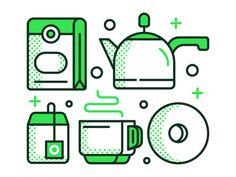 Tea & Icons
