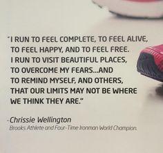 Chrissie Wellington