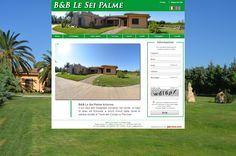 B&B Sei Palme Arborea, Il tuo bed&breakfast immerso nel verde, un'oasi di relax a pochi minuti dalle dune di sabbia dorata di Torre dei Corsari e Piscinas. http://www.seipalme.it/