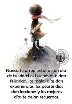 Frases de vida, Gif Lovers. Gods Love Quotes, True Quotes, Words Quotes, Book Quotes, Little Prince Quotes, The Little Prince, Positive Art, Spiritual Words, Good Morning Love