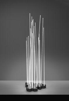 Illuminazione generale | Lampade freestanding | Reeds | Artemide. Check it out on Architonic