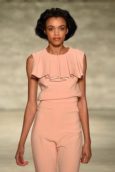 David Tlale - Runway - Mercedes-Benz Fashion Week Spring 2015