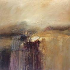"""Hidden Valley,"" original landscape painting by artist  John Bainbridge (UK) available at Saatchi Art #SaatchiArt"