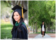 Left On Emerson Photography | Graduation Portraits | CSULB