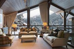 Волшебный дом-шале - Дизайн интерьеров   Идеи вашего дома   Lodgers