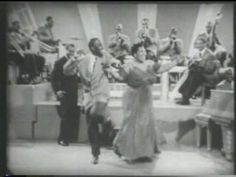 "Louis Armstrong and his big band, ""Swinging On Nothing"" 1942. Vocals by Luis Russell and Velma Middleton, with pretty amazing dancing."