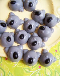 Secret Crush Koala Bear Soap Set by LoveLeeSoaps on Etsy