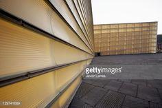 Foto de stock : Kursaal Center, by Rafael Moneo. San Sebastián. Guipuzcoa. Spain