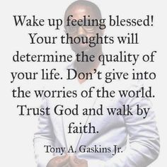 Tony Gaskins Jr Quotes | Read And Be Encouraged