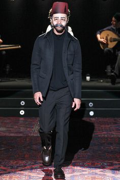 Umit Benan Spring 2014 Menswear - Collection - Gallery - Style.com