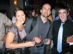 The team at the Nitetables.com launch party.