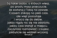 cytaty o miłości - TeMysli.pl - Inspirujące myśli, cytaty, demotywatory, teksty, ekartki, sentencje Love Text, Real Quotes, Love Life, Motto, Like Me, Quotations, Poems, Humor, Givenchy
