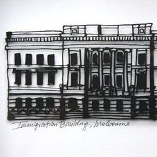 MELBOURNESTYLE | Maree Coote | PAPERART