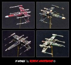 x wing repaints
