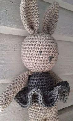 Little Things: Haken Diy Crafts Crochet, Yarn Crafts, Crochet Projects, Crochet Teddy Bear Pattern, Crochet Patterns Amigurumi, Knitted Dolls, Crochet Dolls, Crochet Cactus, Crochet Diagram