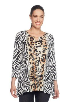 Zebra Printed Top Latest Fashion For Women, Womens Fashion, Zebra Print, Printed, Blouse, Shopping, Tops, Style, Swag
