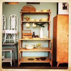 ANOUK offers an eclectic mix of vintage/retro furniture & décor.  Visit us: Instagram: @AnoukFurniture  Facebook: AnoukFurnitureDecor   June 2016, Cape Town, SA. Cape Town, Decoration, Bookcase, Shelves, Facebook, Photo And Video, Instagram, Furniture, Home Decor