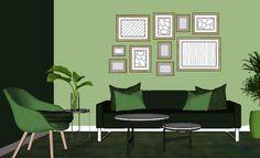 - Innredningsguiden Gallery Wall, Home Decor, Decoration Home, Room Decor, Home Interior Design, Home Decoration, Interior Design