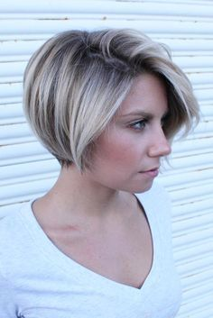 Balayage Bobs picture3 #WedgeHairstylesWavy