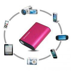 Caricatore usb portatile doppia batteria e torcia (BLM-PB37)