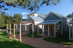 Fredericksburg Herb Farm Cottages - Detox with a sea-salt scrub and herbal wrap in their spa.  Shop their farm store.  Enjoy tomato-basil bisque soup and coffee-rubbed NY strip for dinner.  Visit a nearby Hill Country winery for a tasting & tour.
