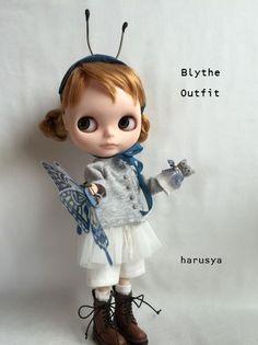 *Blythe outfit*パペット・洋服set* - ヤフオク!
