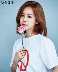 Han Ji Min   - Vogue Magazine May Issue '17 - Korean photoshoots