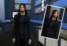 Thanks to EA for the new Create a Sim features and to all the amazing Simmers out there who  made this possible. For the first time I was able to create one of my most favourite musicians and artists, Spiros Antoniou aka Seth Siro Anton from Septicflesh (http://www.septicflesh.com/). He is not perfect but I am really happy with the result. :D  My special thansk to Necrodog on Modthesims.com for the Klingon Beard and to David Sims the creators of the long male hair on dvdsims.blogspot.com.