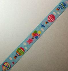 Flying Piggies & Hot Air Balloon Washi Tape