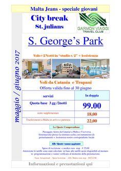 Malta a 99 Euro – Volo e Hotel 3 Giorni 2 Notti con partenze da Catania e Trapani – Garmon Viaggi Tour Operator