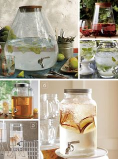 Iced Tea Dispensers - Home - Oh, How Civilized