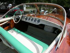 Riva Restoration 1960 Riva Ariston professional brokerage of Riva Boats