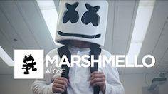 Marshmello - Alone [Monstercat Official Music Video] - YouTube