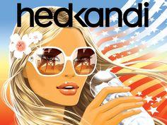 HED KANDI (illustrated by Jason Brooks)