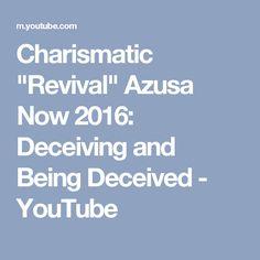 pentecostal revival sermon