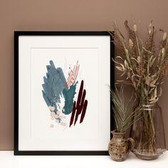Art Aquarelle, Watercolor Paintings Abstract, Abstract Line Art, Watercolor Walls, Abstract Canvas, Art Mural Photo, Art Abstrait Ligne, Modern Art Prints, Fine Art Paper