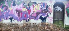 Graffiti & Street Art in Brussels   Christmas 2007
