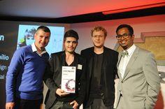 Português Luis Emílio distinguido nos Young Creative Chevrolet 2013. O português Luis Emílio, da Modatex, foi um dos homenageados na cerimónia de entrega dos prémios pan-europeus de arte e design Young Creative Chevrolet (YCC) de 2013, que teve lugar em Manchester, no Reino Unido.